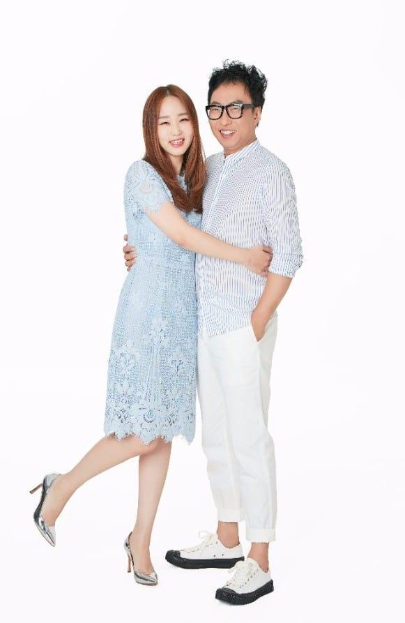 개그맨 박명수 부부 / 사진=SBS 제공