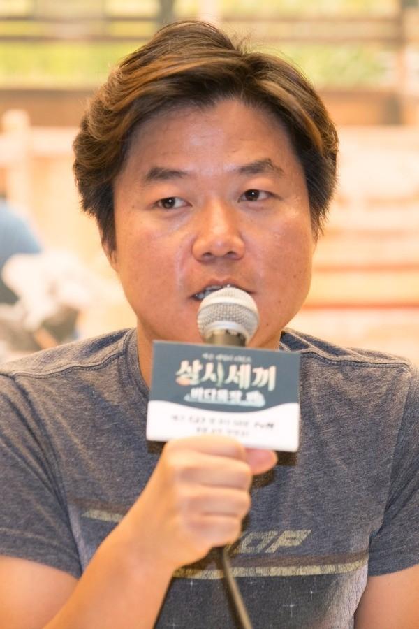 '삼시세끼 바다목장 편' 나영석 PD  /사진=tvN