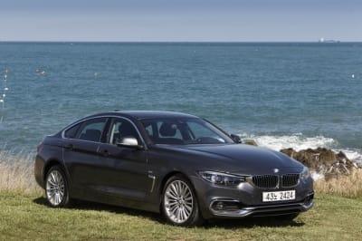 얼굴값 하는 BMW '뉴 420i 그란쿠페'