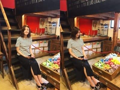 '예비엄마' 이시영,SNS에 근황 공개…