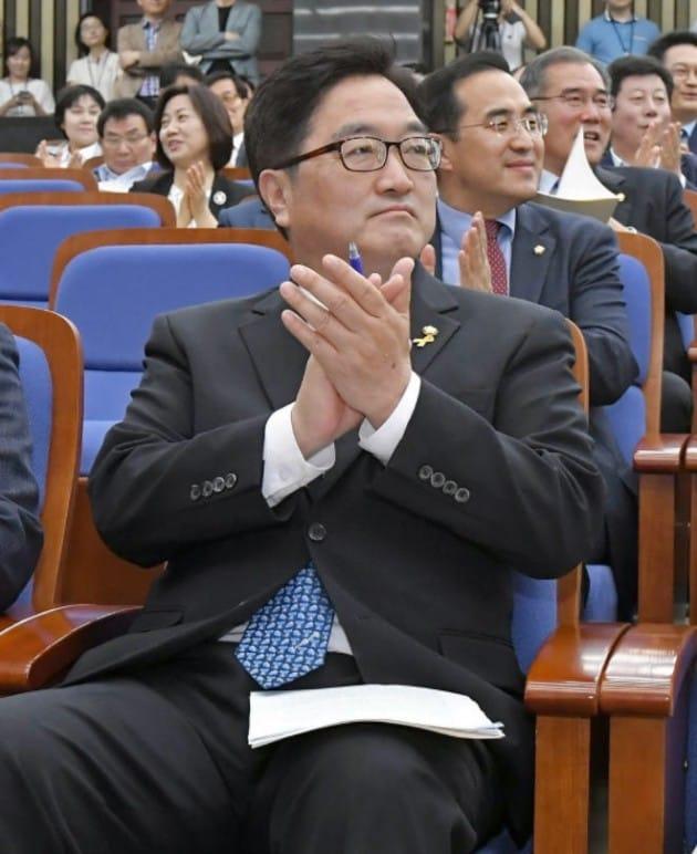 우원식 더불어민주당 원내대표_한경 DB