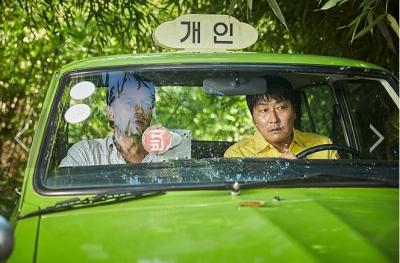 '택시운전사', 관객수로 '군함도' 압도…천만영화 등극 '초읽기'