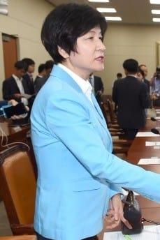김영주 고용노동부 장관 후보자. 한경DB