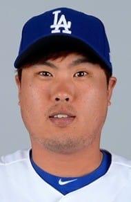 류현진. MLB닷컴 캡처