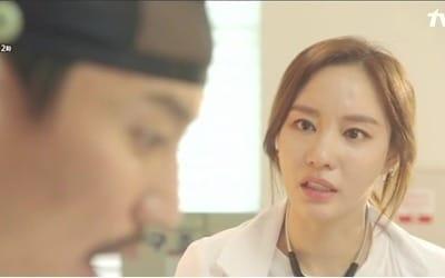 '명불허전' 김남길·김아중 첫 만남…2회 만에 최고 시청률 5%