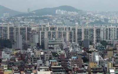 서울 아파트 지수 12주만에 '팔자' 우세로 역전
