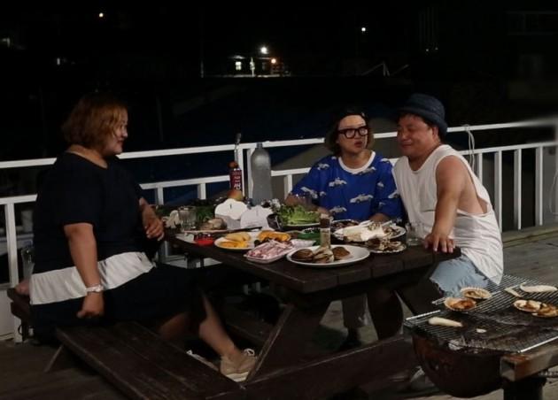 JTBC '님과 함께2-최고(高)의 사랑' 김숙-윤정수