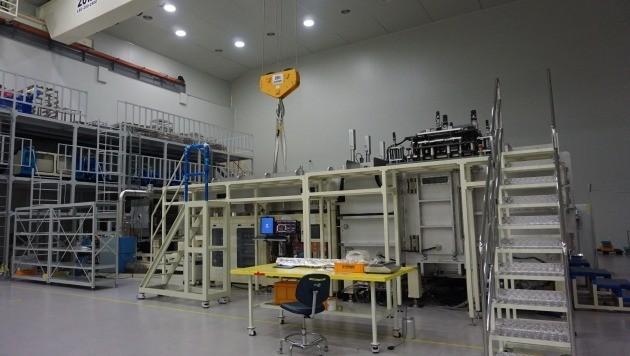 야스가 개발 중인 OLED 증착 시스템 (사진=야스 제공)