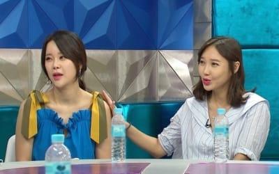 '라디오스타' 백지영-유리