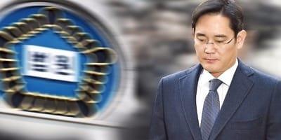 이재용 5년 선고 소식에…명암 엇갈린 삼성그룹주