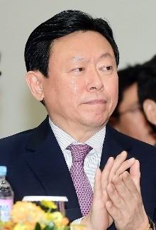 신동빈 롯데그룹 회장. 한국경제DB
