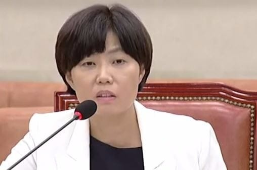 이유정 헌법재판소 재판관 후보자 / 방송화면