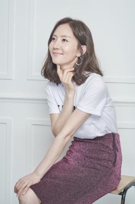 '장산범' 염정아, 엄마 → 배우 스위치 ON