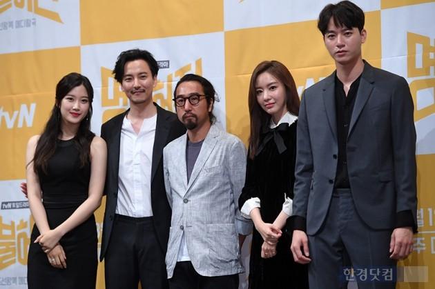 tvN '명불허전' 제작발표회 / 사진 =최혁 기자