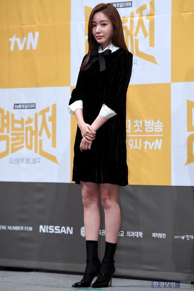 배우 김아중 / 사진=최혁 기자