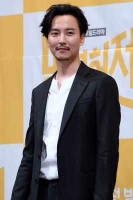 김남길, '눈빛으로 말하는 배우'