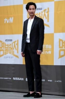 김남길, '비율도 완벽한 남자'