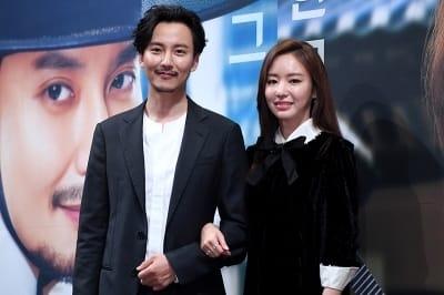 김남길-김아중, '명불허전 미남 미녀'