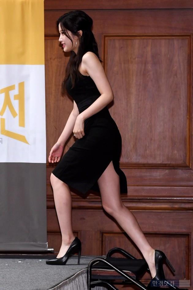 문가영, '입장부터 압도적인 몸매'