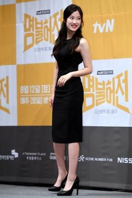 문가영, '베이글몸매의 표본'