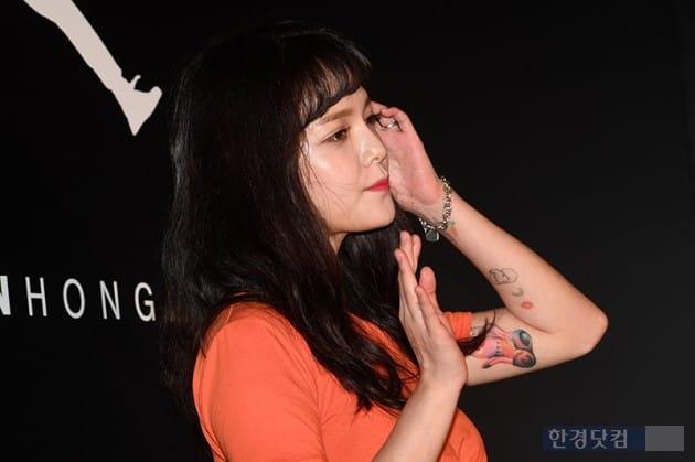 그룹 AOA 지민 / 사진=최혁 기자
