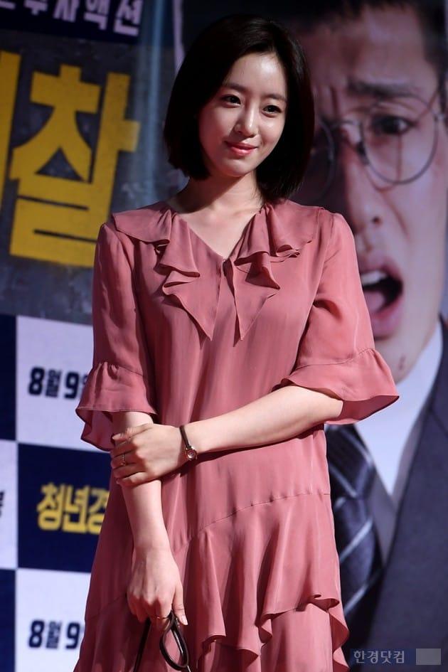 그룹 티아라 은정 / 사진=최혁 기자