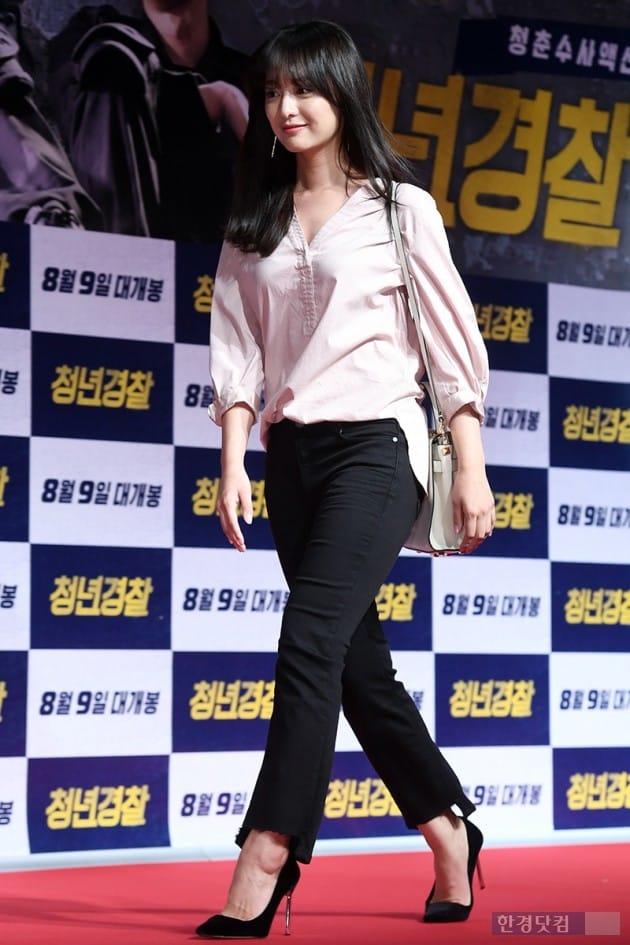 배우 김지원 / 사진=최혁 기자
