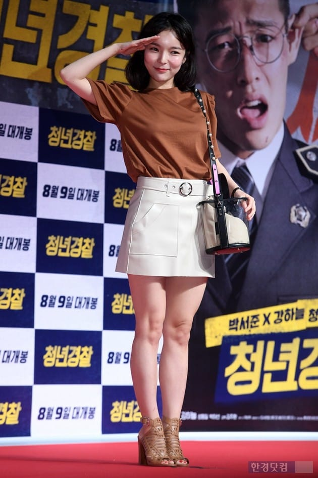 배우 박진주 / 사진=최혁 기자