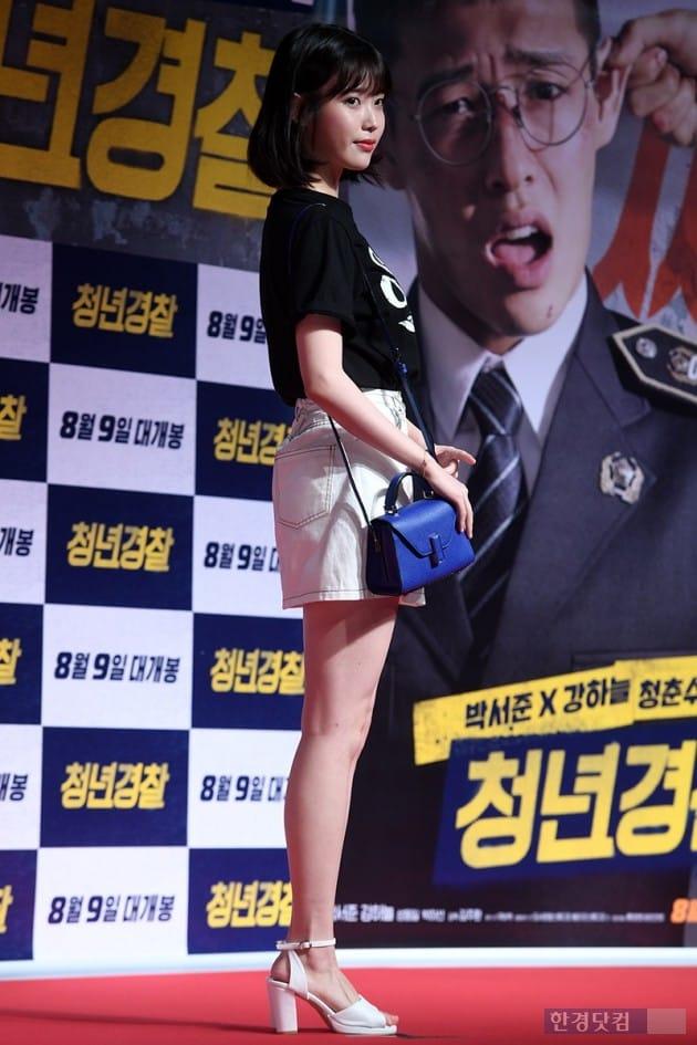가수 아이유 / 사진=최혁 기자