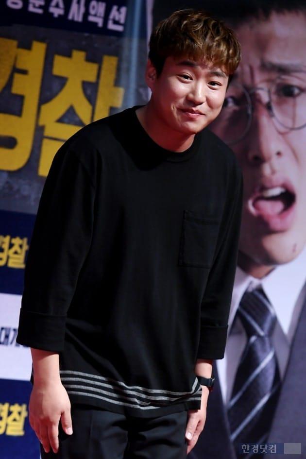 배우 안재홍 / 사진=최혁 기자