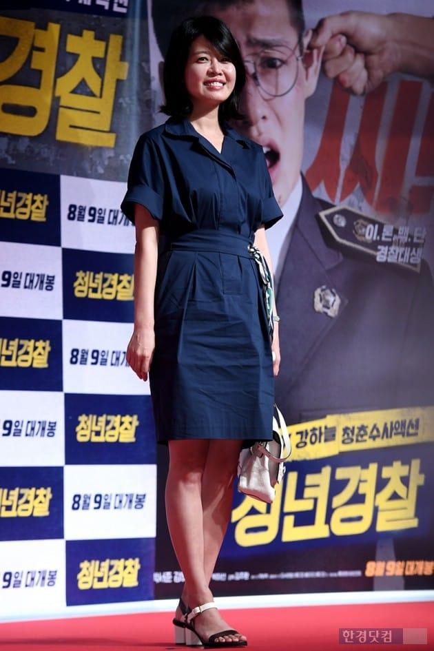 배우 김여진 / 사진=최혁 기자