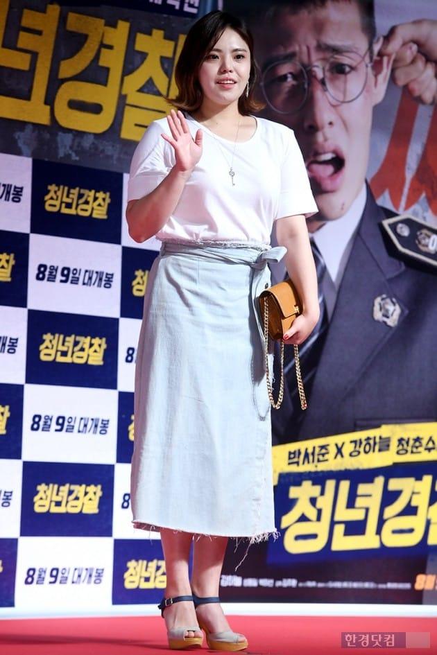 배우 김민영 / 사진=최혁 기자