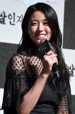 설현, '애교 가득한 미소~'