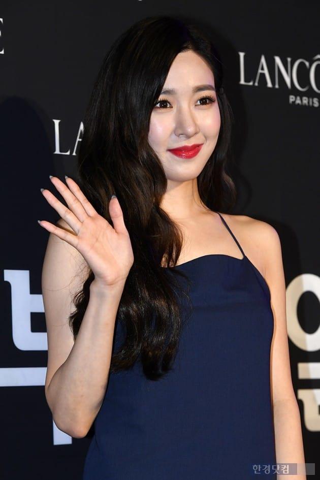 그룹 소녀시대 티파니 / 사진=최혁 기자