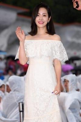 한지민, '아름답다 아름다워~' (제천국제음악영화제)