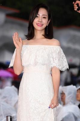 한지민, '눈부신 청순 미모~' (제천국제음악영화제)