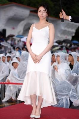안소희, '순백의 드레스로 우아하게~' (제천국제음악영화제)