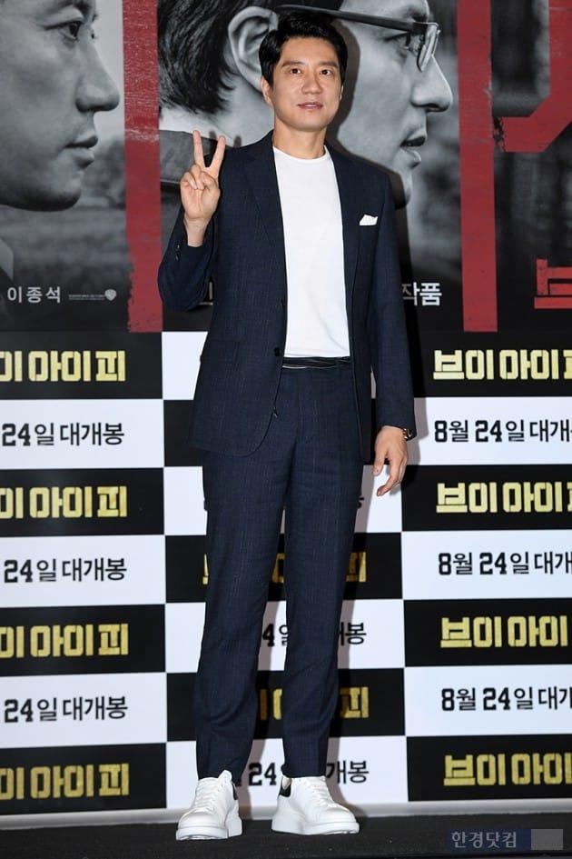 배우 김명민 / 사진=최혁 기자