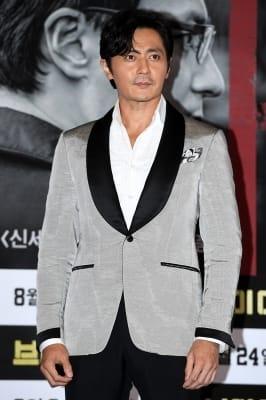 장동건, '국가대표 미남'