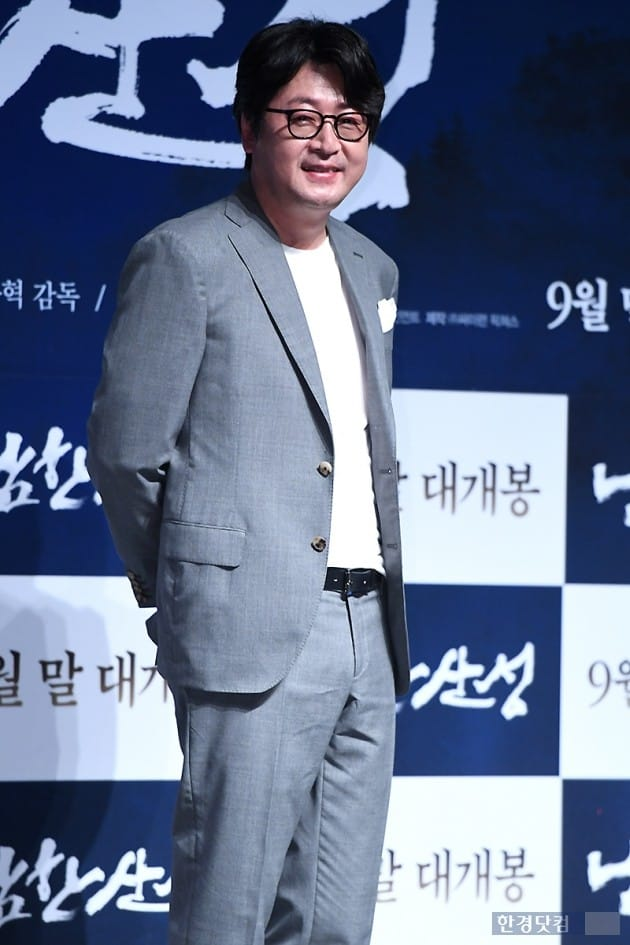 [포토] 김윤석, '부드러운 미소~'