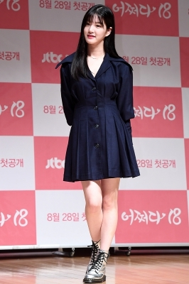 '어쩌다18' 이유비, 2년만의 복귀…눈물 글썽이게 한 촬영장 트라우마