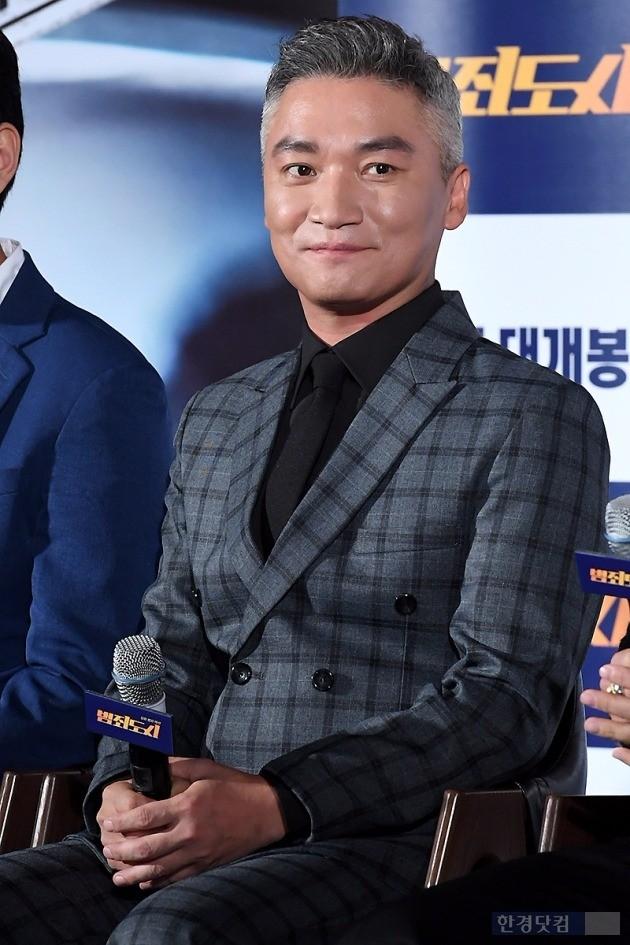 '범죄도시' 조재윤 /사진=변성현 기자