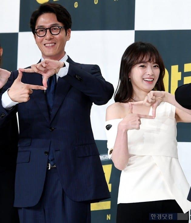 배우 김주혁, 천우희 / 사진=최혁 기자