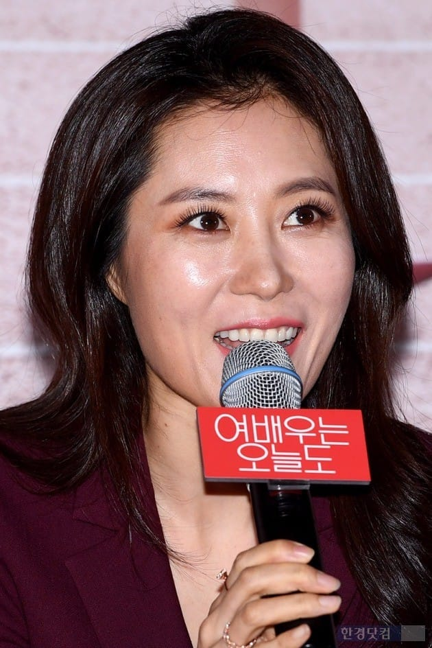 '여배우는 오늘도' 배우 문소리 / 사진=최혁 기자