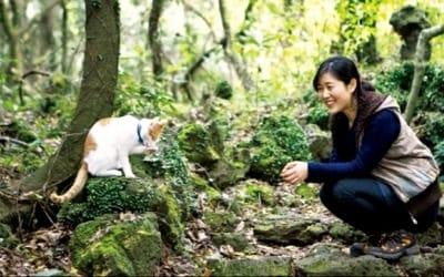 평범한 숲에 '스토리'를 입힌 여자
