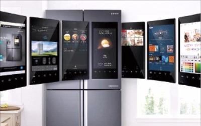삼성, 모든 가전에 IoT기능 탑재