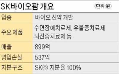 2018년 IPO 앞둔 SK바이오팜, 수천억원대 투자유치 나선다