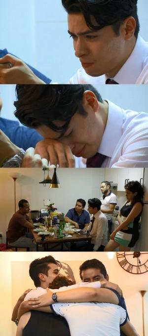 '어서와 한국은' 크리스티안, 멕시코 친구들과 저녁 먹다 '폭풍 눈물'