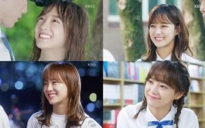 '학교 2017' 김세정, 웃음으로 힐링 선사...'희망의 아이콘'