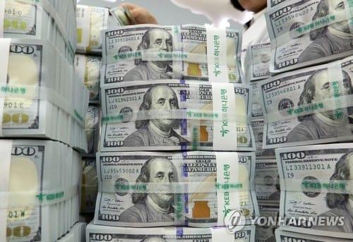 고개숙인 달러에 日·유럽 증시 흔들리나…실적전망도 하향